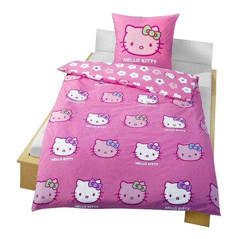 Hello Kitty Bettwäsche Candy Pop Mein Erstes Babynet