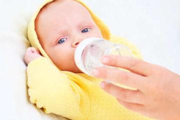 Hygieneregeln bei der Säuglingsernährung
