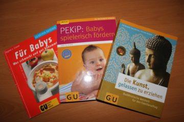 Unsere Baby-Bücher von GU