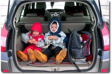 Renault als Familienkutsche