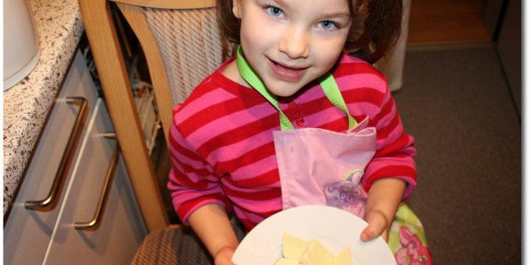 Ariane mit Butter