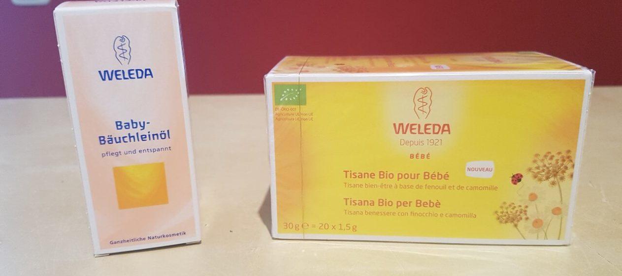 Welda Bio Bäuchlein Tee & Öl