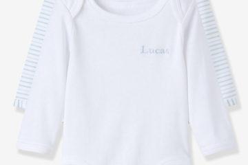 2er-Pack Baby Bodys Langarm