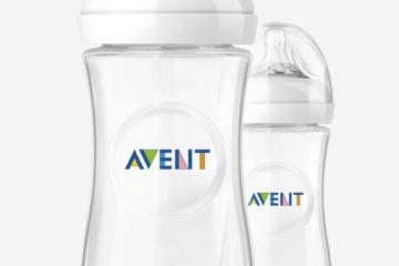 2er-Set Babyflaschen 330 ml von Philips Avent transparent