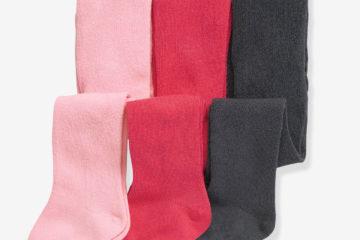 3er-Pack Jersey-Strumpfhosen