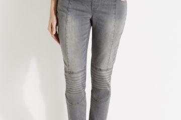 7/8-Jeans für die Schwangerschaft grau