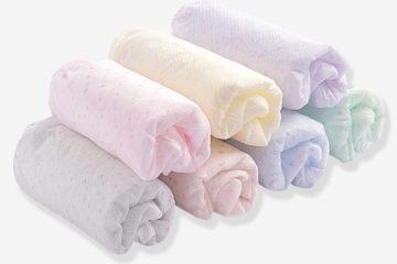 7er-Pack Einmal-Slips für das Wochenbett farblich sortiert