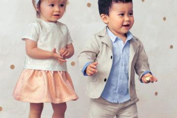 Anzug für Baby-Jungen