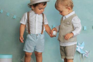 Baby-Set: Hemd