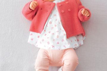 Baby-Set: Kleid