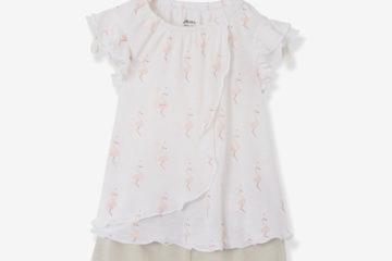 Baby-Set aus T-Shirt und Shorts