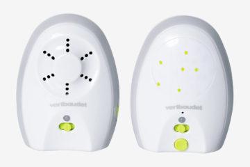 Babyfon mit Nachtlicht ´´FeelCare´´ grau von vertbaudet