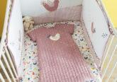 Babyschlafsack mit Wickelform erika Größe 85Cm von vertbaudet