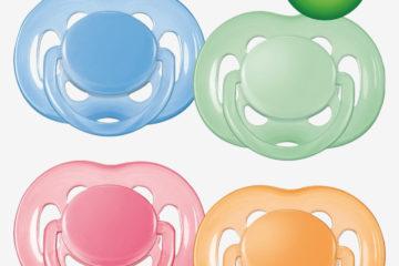 Beruhigungssauger von Philips Avent mehrfarbig 02