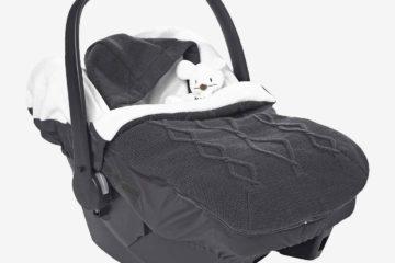 Fußsack für Babyschalen