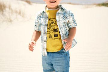 Hemd für Baby Jungen