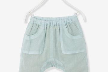 Hose für Babys zartgrün
