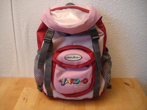 Kinderrucksack von Deuter bei Jako-o