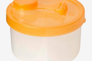 Milchpulver-Portionierer transparent von vertbaudet
