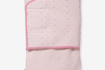 Pucksack für Babys rosa von vertbaudet