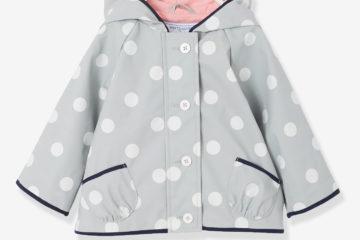Regenjacke Baby Mädchen