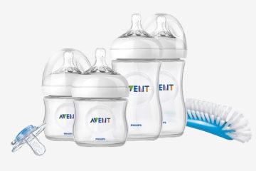 Set für Neugeborene von Philips Avent transparent