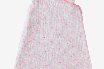 Sommer-Schlafsack für Babys rosa bedruckt Größe 70Cm von vertbaudet